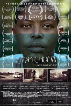 Poster1b_I am Chuma_Laurels22soc