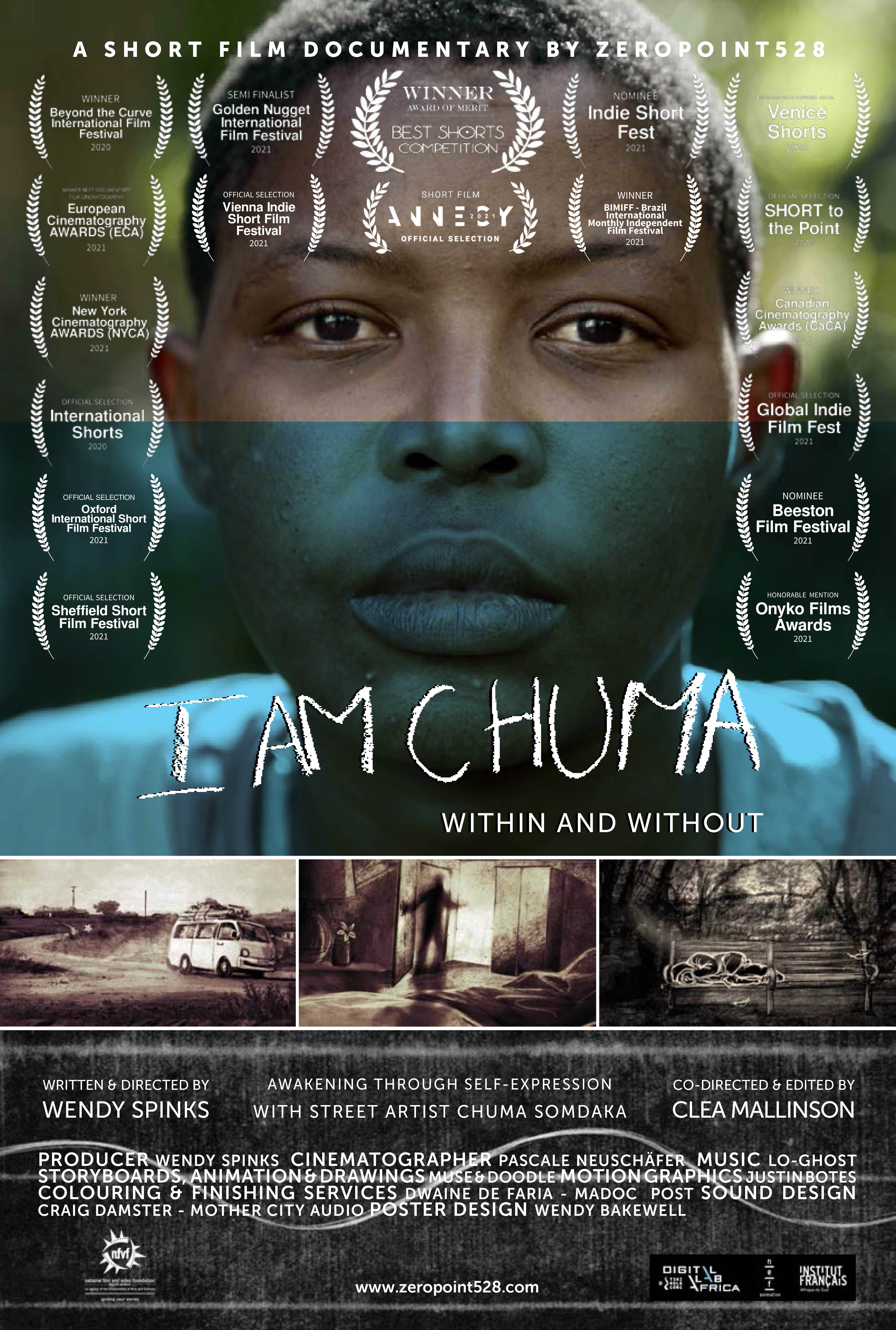 Poster1b_I am Chuma_Laurels18soc