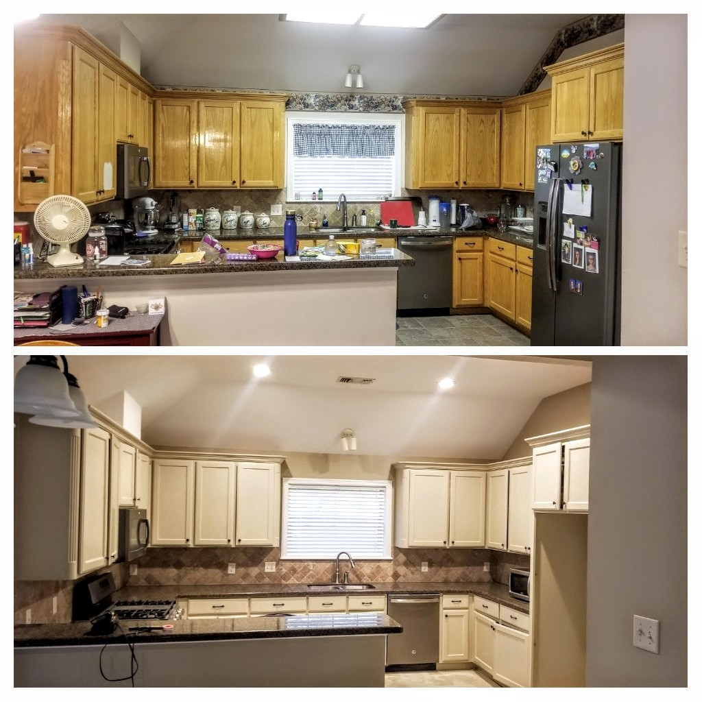 Complete Kitchen Remodel.