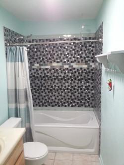 Hall Bathroom Remodel