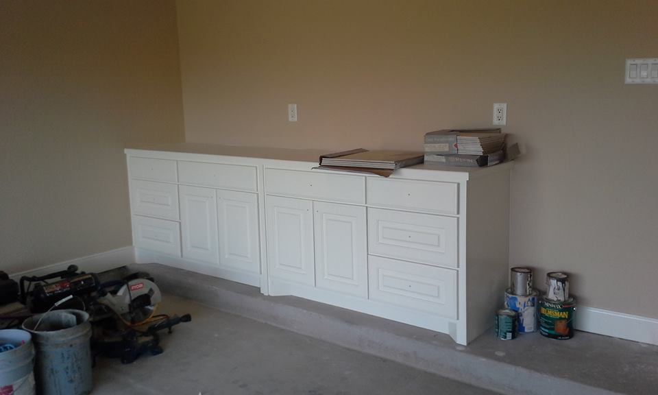 Garage Storage Spaces