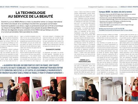 LA TECHNOLOGIEAU SERVICE DE LA BEAUTÉ à IBCBS