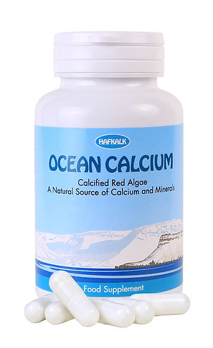 Natural Calcium from Iceland
