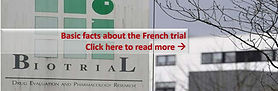 Basic facts about the French trial