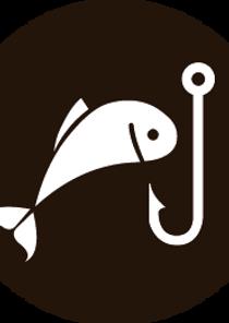 Icône de poisson