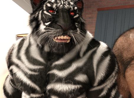 Rollo the Black Tiger