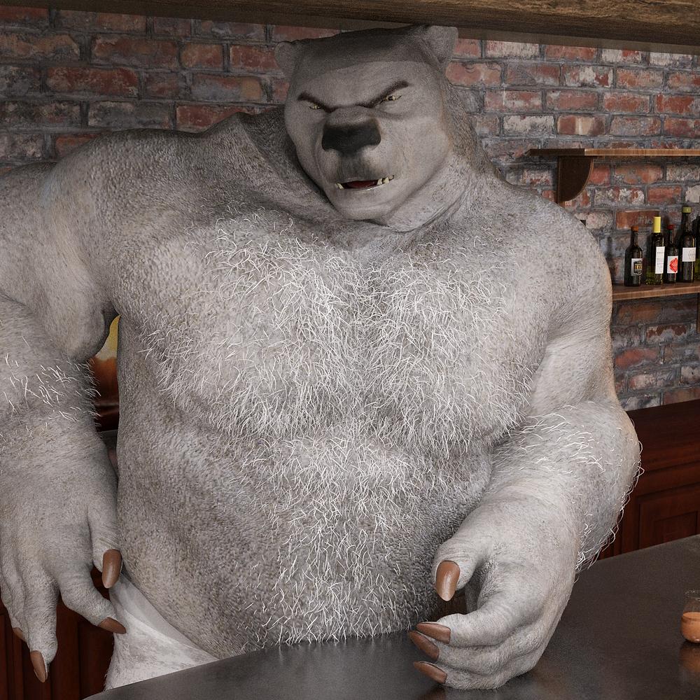 New Character in Alphaville!