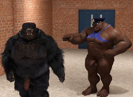 Jail Bear Continues