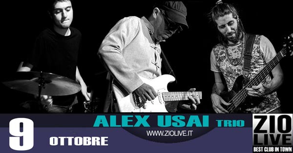 ALEX USAI trio