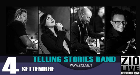 TELLING STORIES BAND