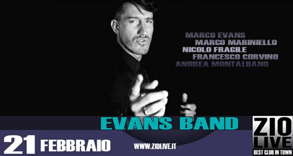Marco Evans Band