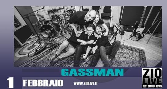 GASSMAN live