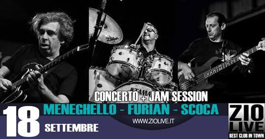 MFS trio + Jam Session