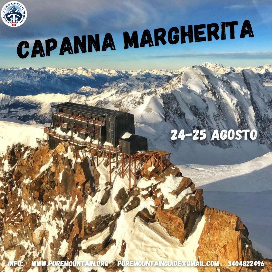 Capanna Regina Margherita - Monte Rosa