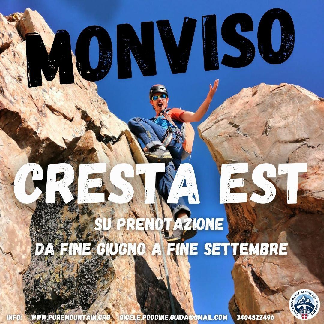 Monviso - Cresta est