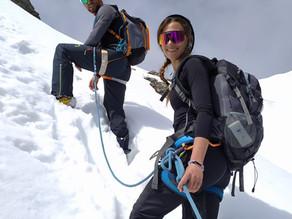 Nord Cresta del Becco - quarta uscita recupero Alpinisteam