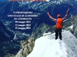 Modulo iscrizione Alpinist team