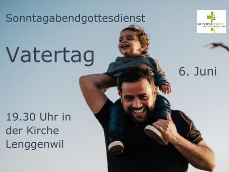 Sonntagabendgottesdienst in Lenggenwil