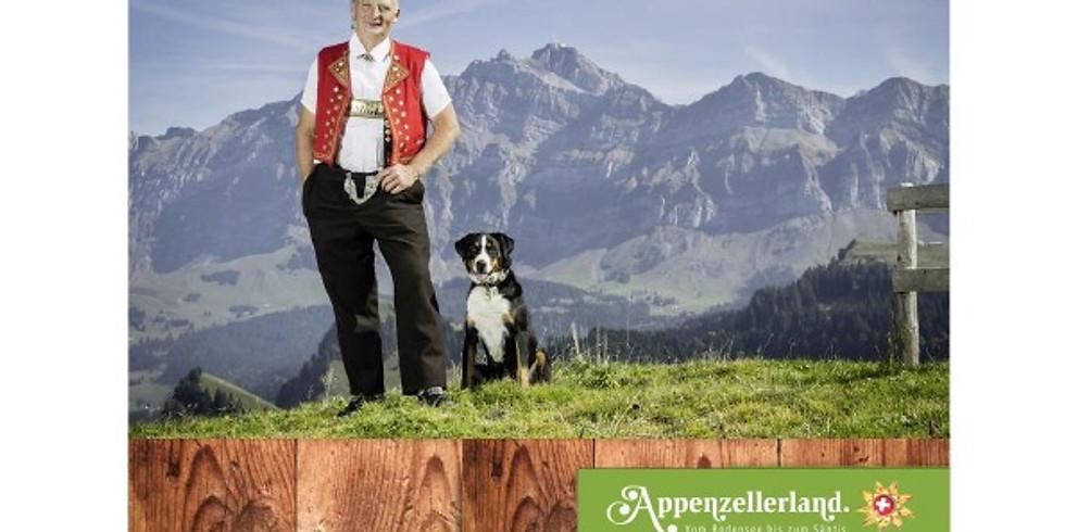 Tagesausflug nach Appenzell