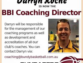 Darryn Roche - Coaching Director