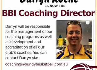 Darryn Roche - Coaching Director