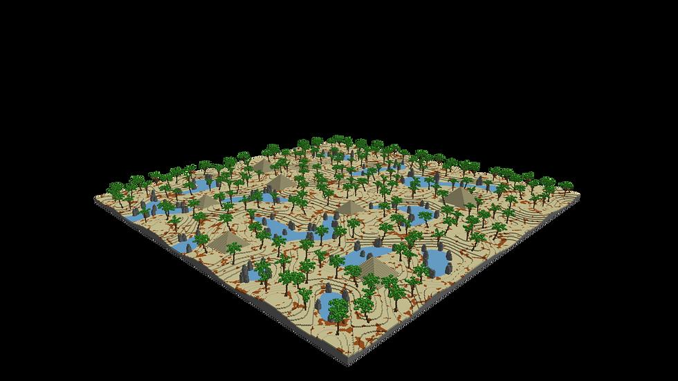 500x500 Desert Warzone