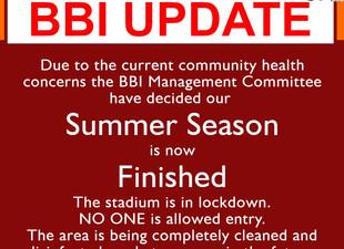 BBI Update 20/03/20