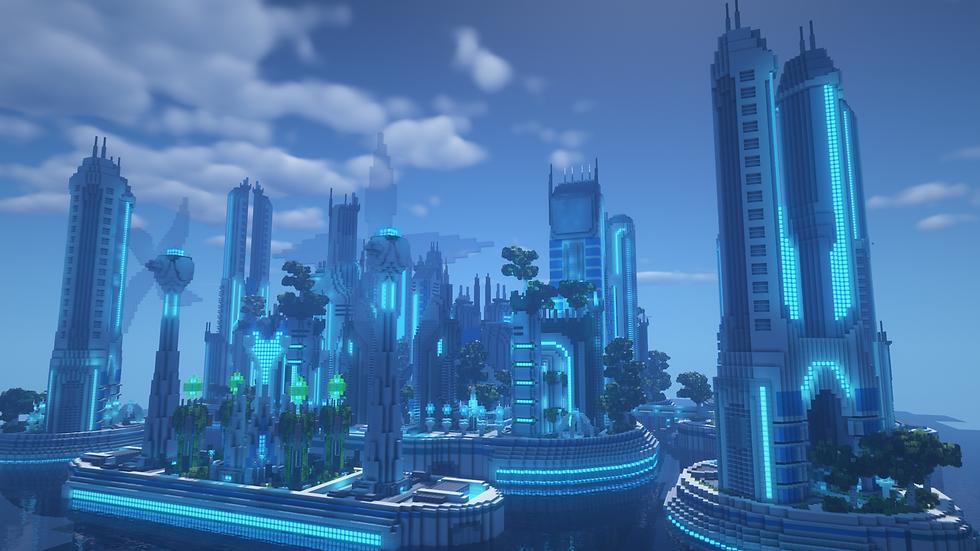 Floaties Futuristic Spawn