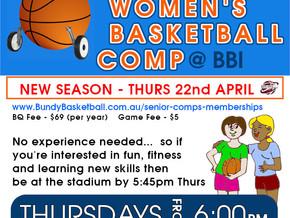 Social Women's Basketball