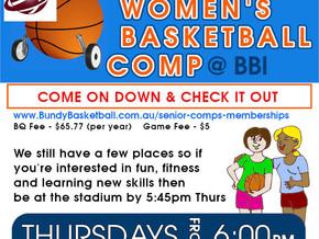 Beginner Women's Comp