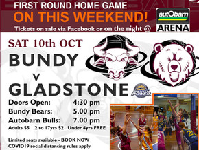 CQ Cup - Round 1 @ HOME THIS WEEKEND...