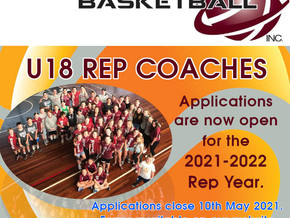 U18 Rep Coaches - Are you ready?