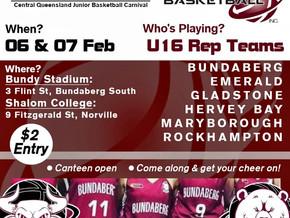 U16 Rep Carnival This Weekend!