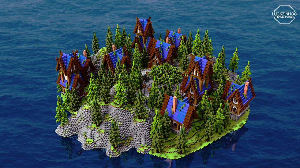 Fantasy Medieval Hub