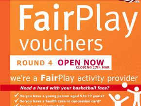 FairPlay Vouchers Available Now
