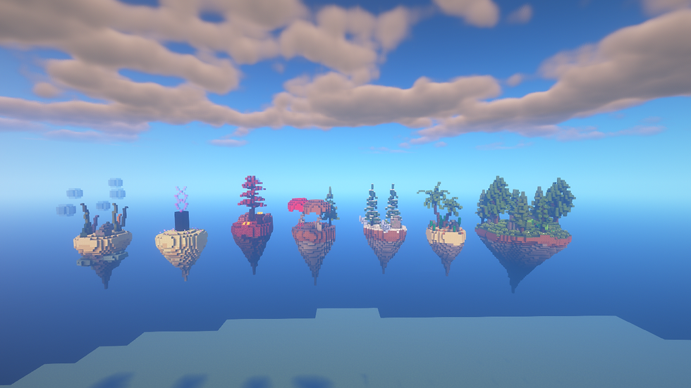 Skyblock Island Pack 4