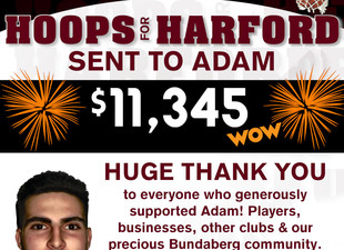 Hoops for Harford Results!