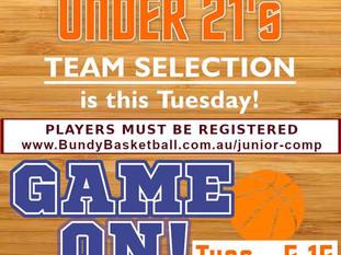 LET THE U21 GAMES BEGIN!