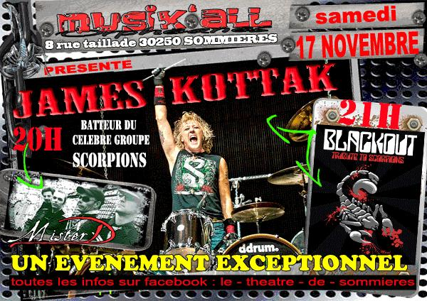 14 JAMES KOTTAK 2012