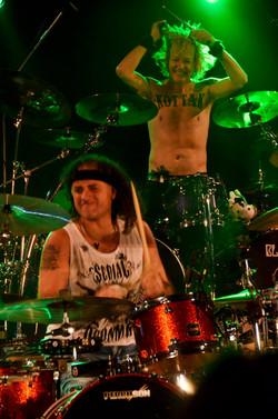 Drum Battle avec James K.