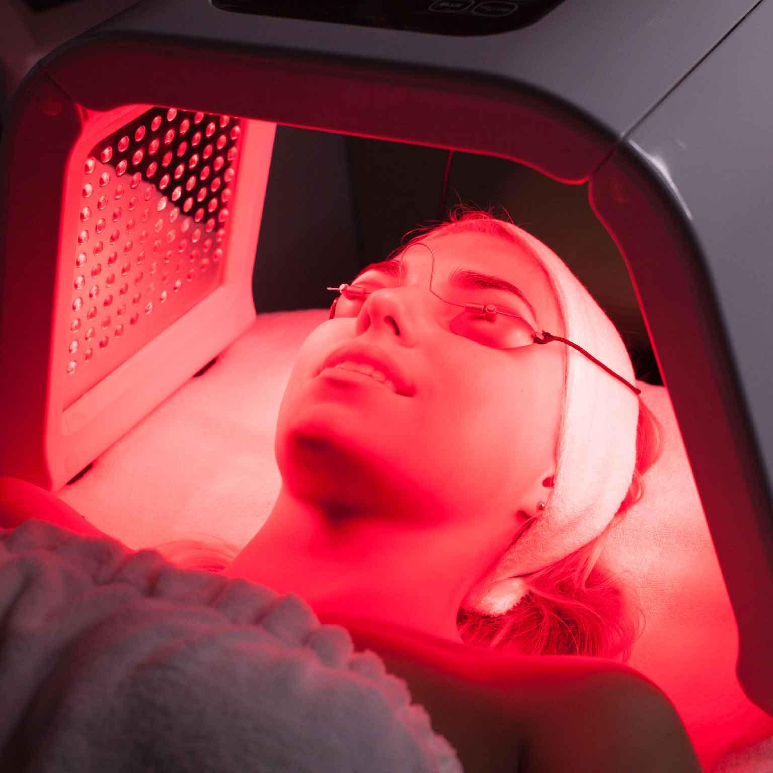 European Facial & Light Therapy