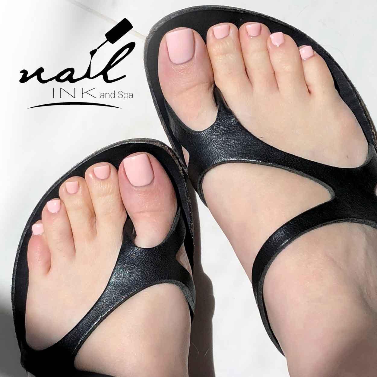 Gel Polish Add-On Feet
