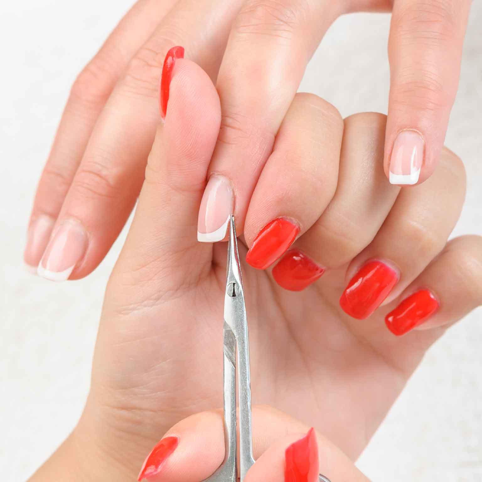Cuticle Trim Hands