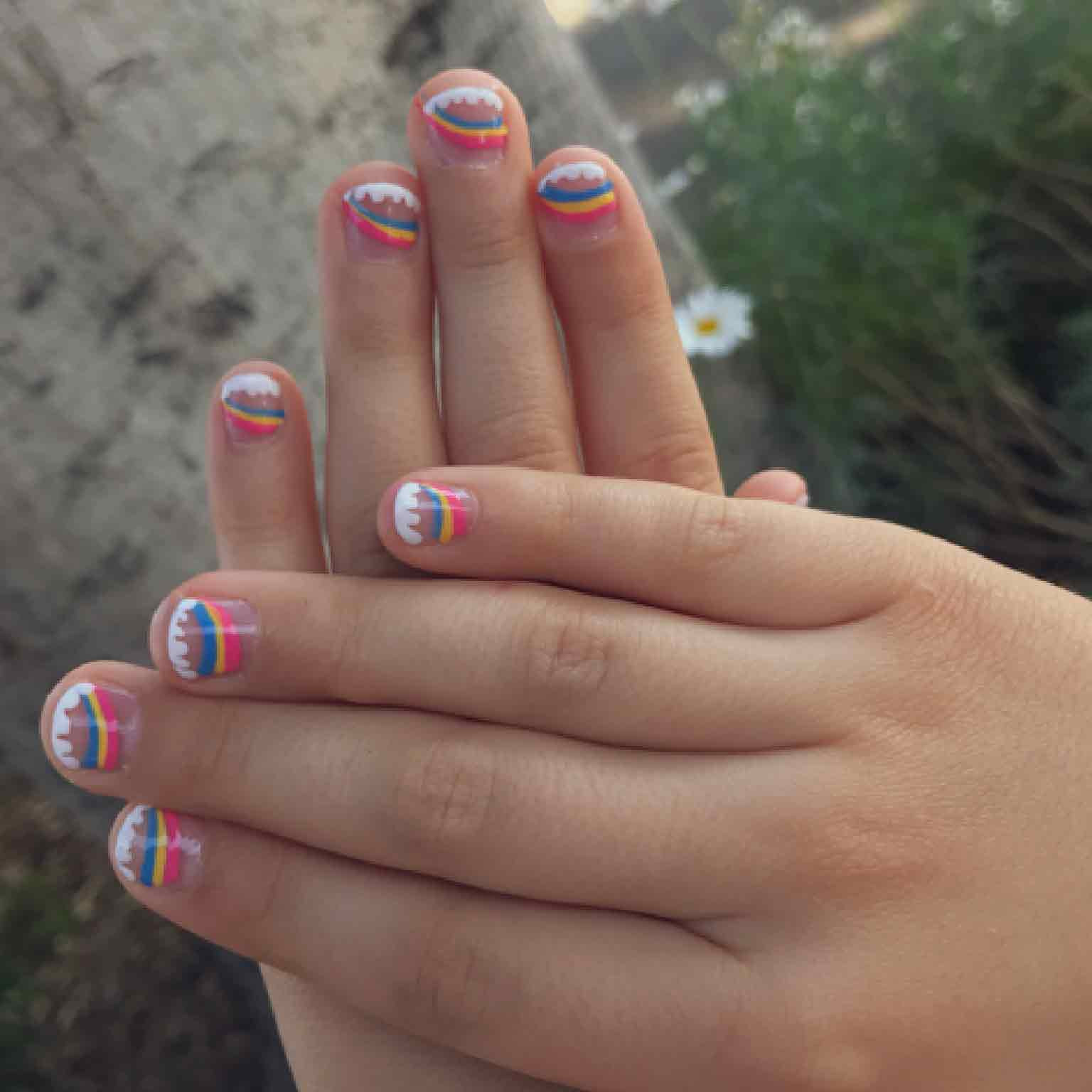 Kid's Nail Design