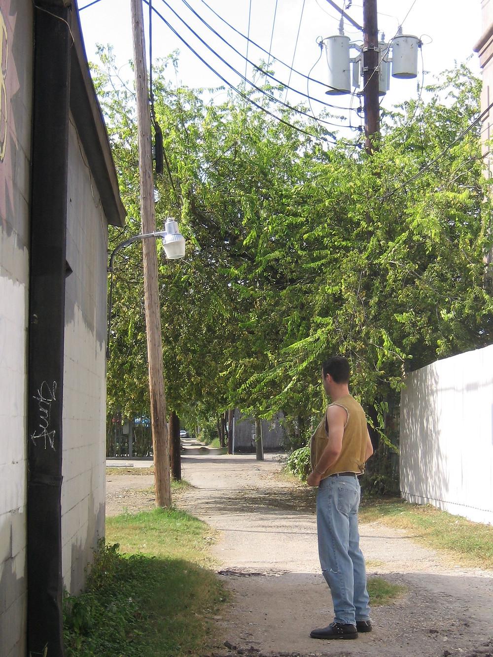 Alley Three
