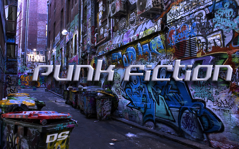 Punk Fiction - Anarchy New Wave
