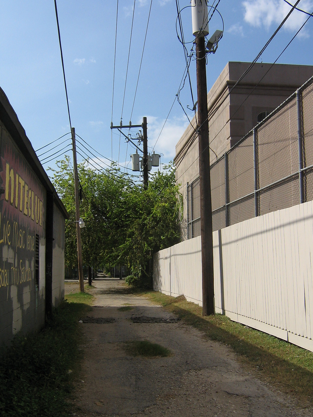 Alley Two