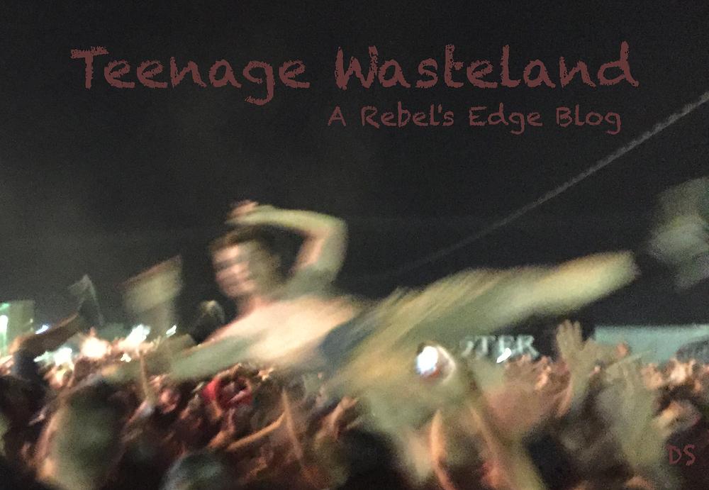 Rebel's Edge Blog