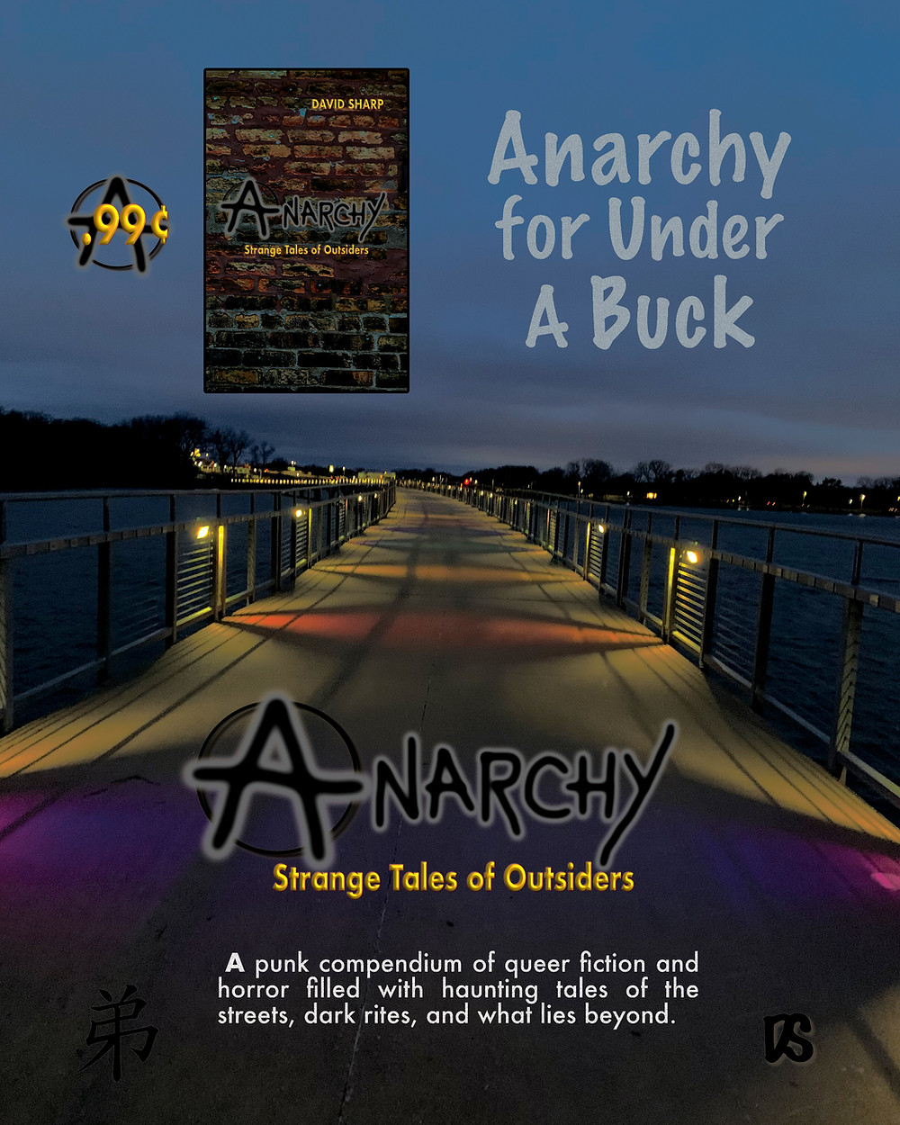 Anarchy - Strange Tales of Outsiders