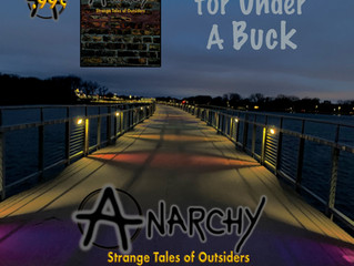 Strange Tales of Anarchy